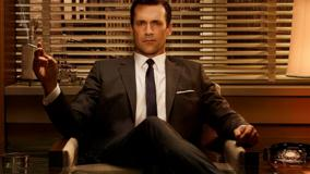 Mad Men &#8211; Jon Hamm Sitting Pose
